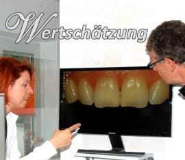 Jeder Mensch ist individuell, sowie seine Zähne, und seine Wünsche.