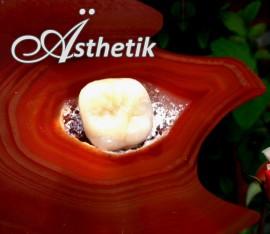 Schöne Zähne signalisieren Attraktivität und Gesundheit.
